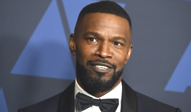 Jamie Foxx To Visit Ghana For Beyond The Return Activities- (Video)