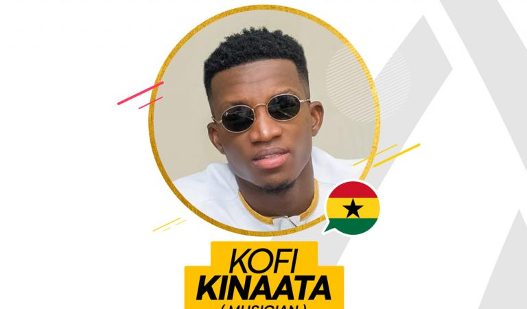Kofi Kinaata Voted 2019 Most Influential Young Ghanaian.