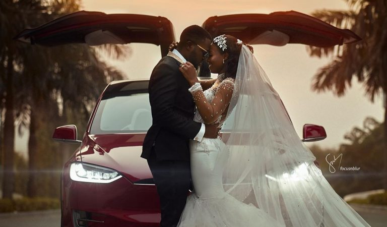 Kennedy Osei speaks for the first time after having the biggest wedding in the history of Ghana