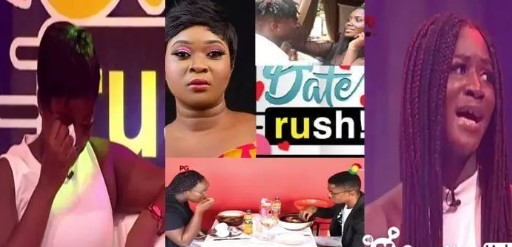 "Date Rush: Most Matches have ""Ended in Tears"" – See Pictures"
