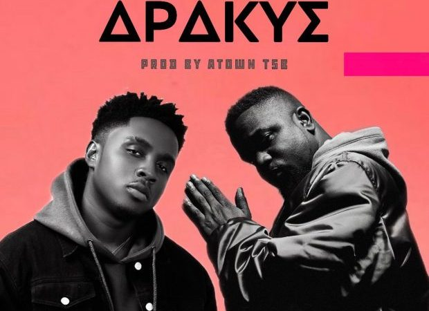 Kweku Smoke – Apakye ft Sarkodie (Prod. by Atown TSB)
